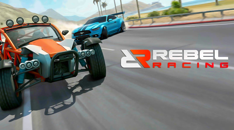 Rebel Racing (Game Android & iOS)