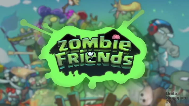 Zombie Friends Idle (Game Android)