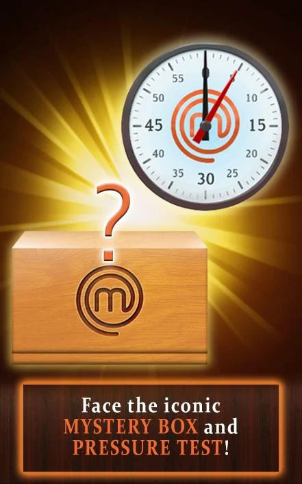 MasterChef Dream Plate - Face the iconic MYSTERY BOX and PRESSURE TEST