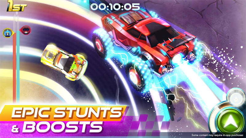RaceCraft - Epic Stunts and Boosts