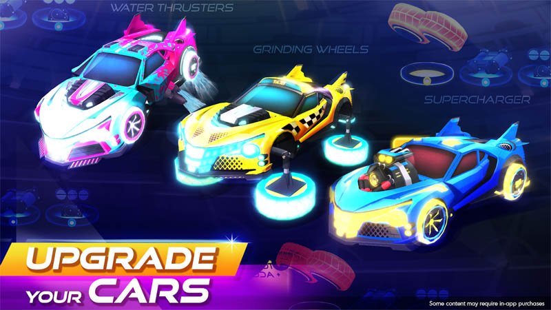 RaceCraft - Upgrade Your Cars