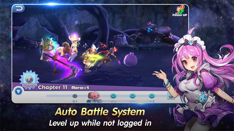 Ragnarok Tactics SEA - Auto Battle System