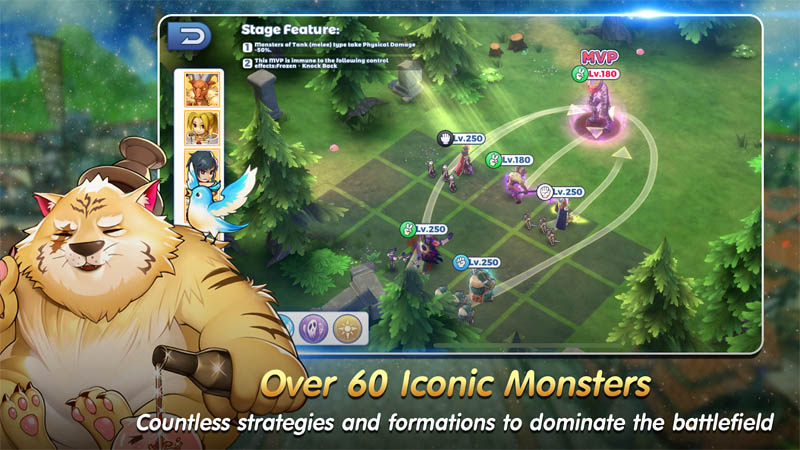 Ragnarok Tactics SEA - Over 60 Iconic Monsters