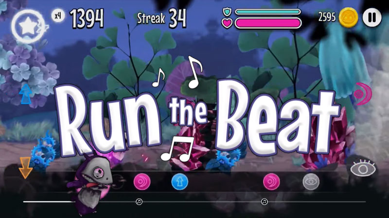 Run The Beat
