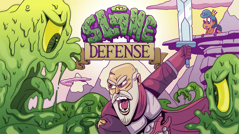 Slime Defense