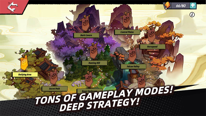 Tactical Three Kingdoms - Tons of Gameplay Modes Deep Strategy