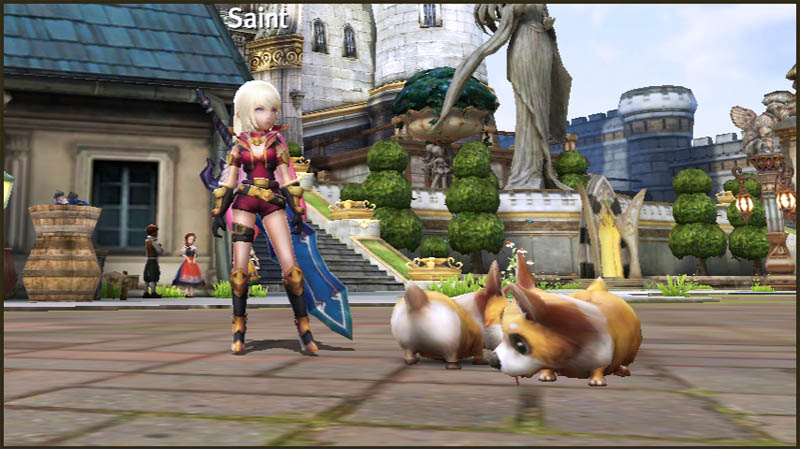World of Dragon Nest - Pet