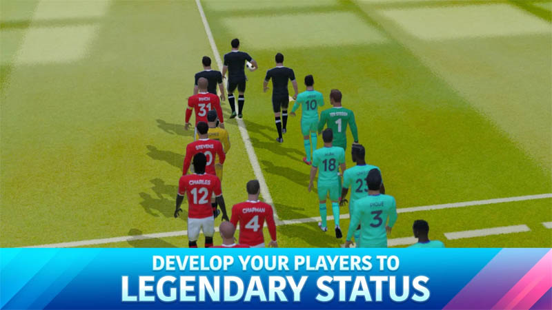 Dream League Soccer 2020 - Develop Your Players to Legendary Status