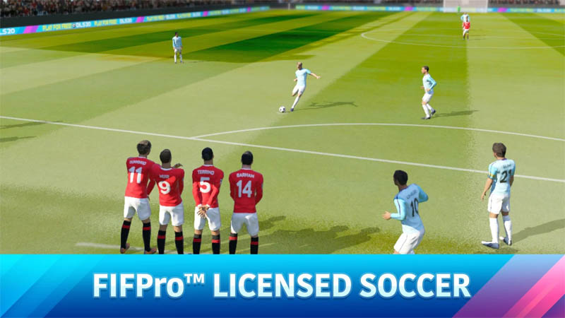 Dream League Soccer 2020 - FIFPro Licensed Soccer