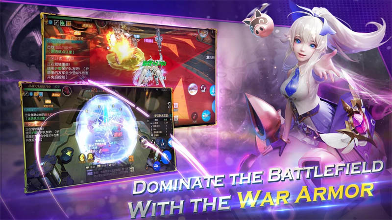 Eternal Sword M - Dominate The Battlefield with the War Armor