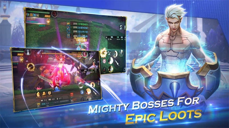 Eternal Sword M - Mighty Bosses for Epic Loots