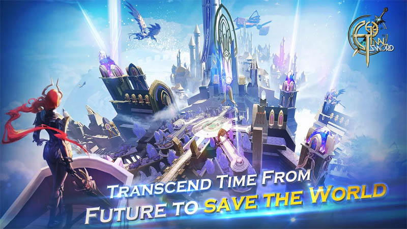 Eternal Sword M - Transcend Time From Future To Save The World