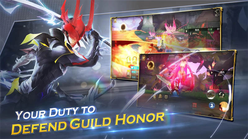 Eternal Sword M - Your Duty To Defend Guild Honor