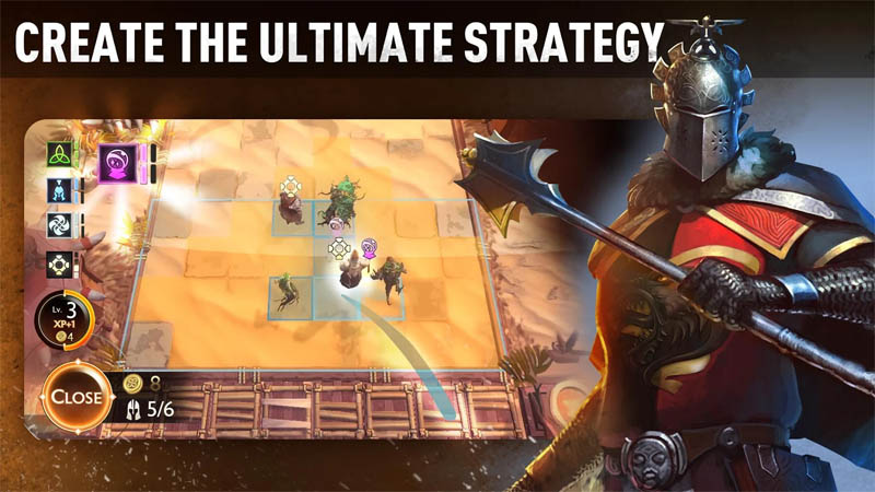 Might and Magic Chess Royale - Create The Ultimate Strategy