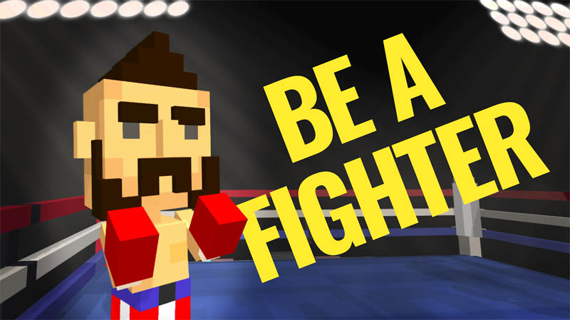Square Fists Boxing - Be A Fighter