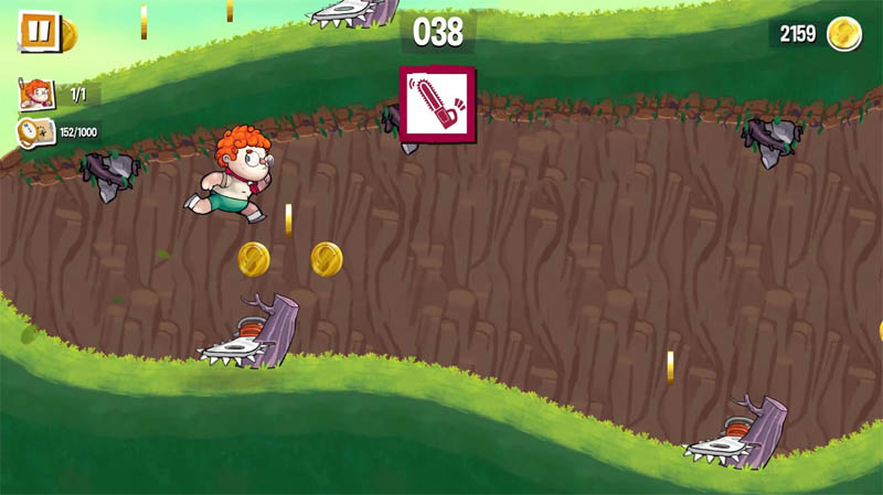 Sweet Meat Rush - Screenshot 1