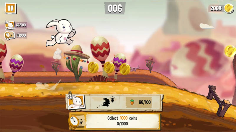 Sweet Meat Rush - Screenshot 3