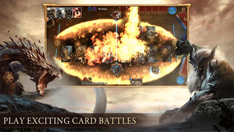 The Elder Scrolls Legends Asia - Play Exciting Card Battles