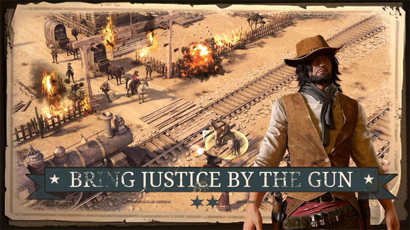 Frontier Justice Return to the Wild West - Bring Justice By The Gun