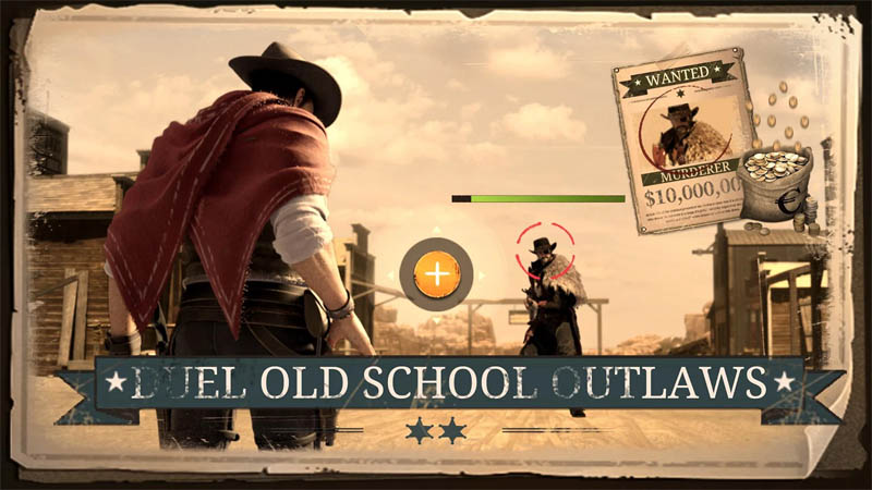 Frontier Justice Return to the Wild West - Duel Old School Outlaws