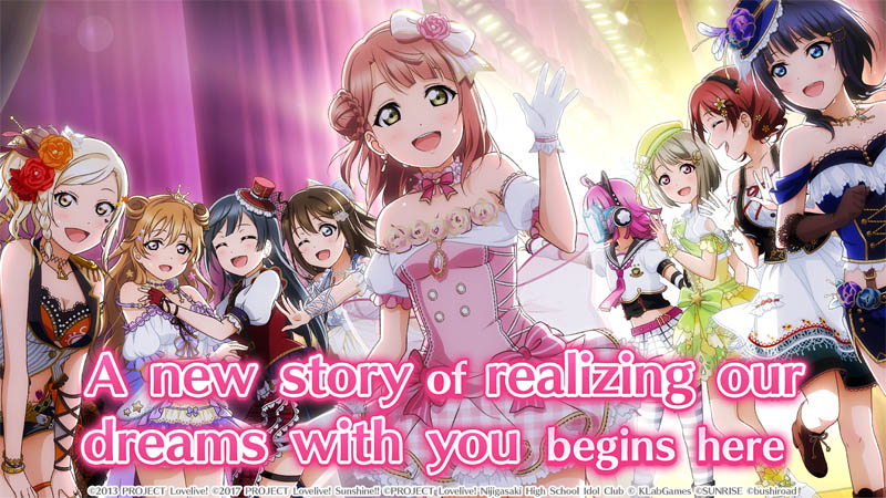 Love Live All Stars - A new story of realizing our dreams with you