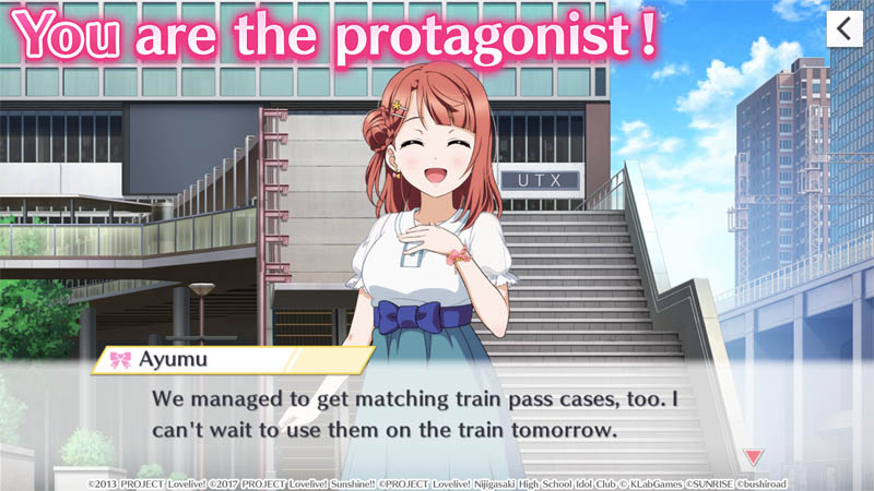 Love Live All Stars - You are the protagonist