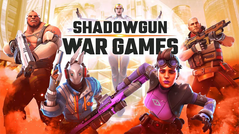 Shadowgun War Games new intro