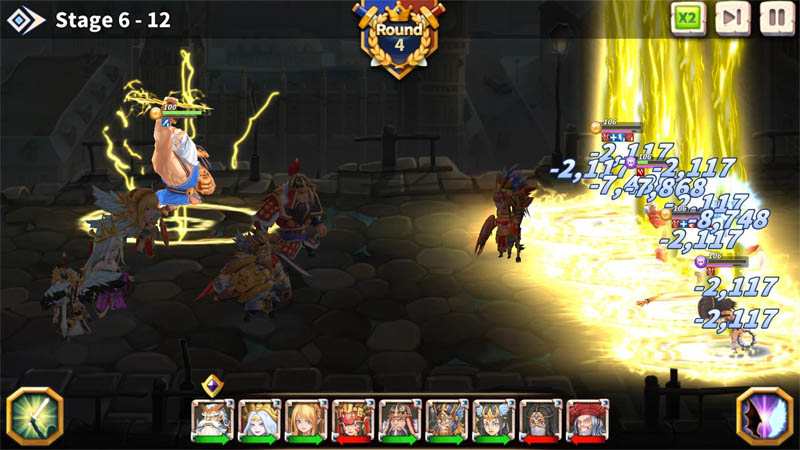 WITH HEROES Incredible World - Screenshot 2