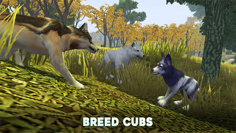 Wolf Tales - Breed Cubs