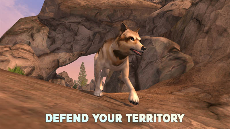 Wolf Tales - Defend Your Territory