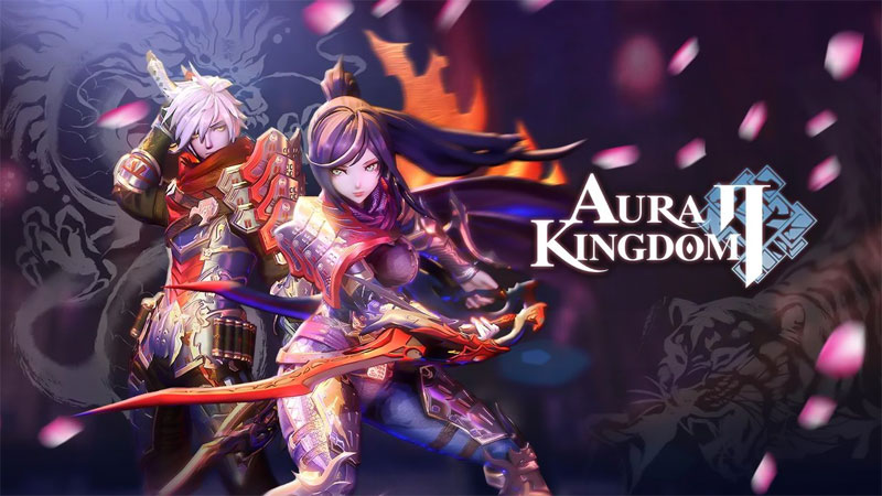 Aura Kingdom 2