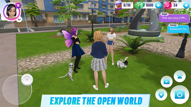 Dream Life - Explore The Open World