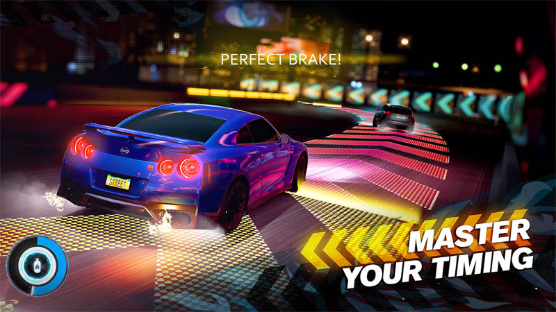 Forza Street - Master Your Timing