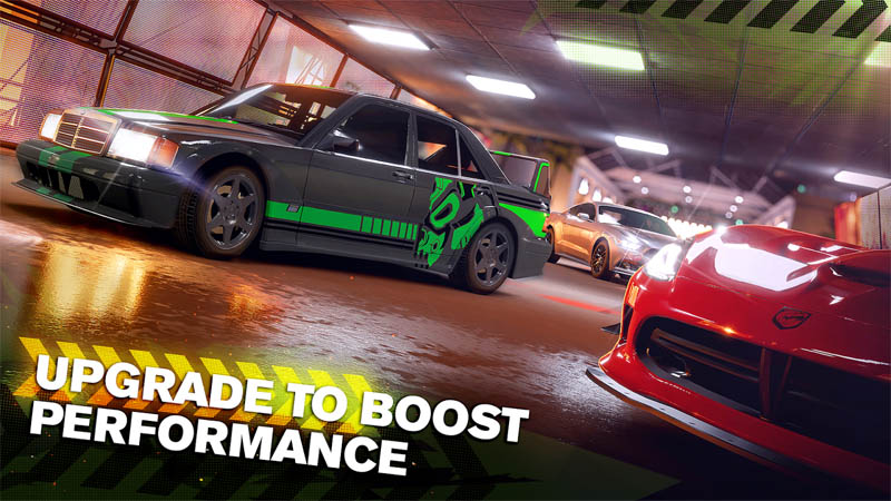 Forza Street - Upgrade To Boost Performance