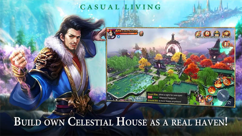 Immortal Destiny - Build Own Celestial House As A Real Haven