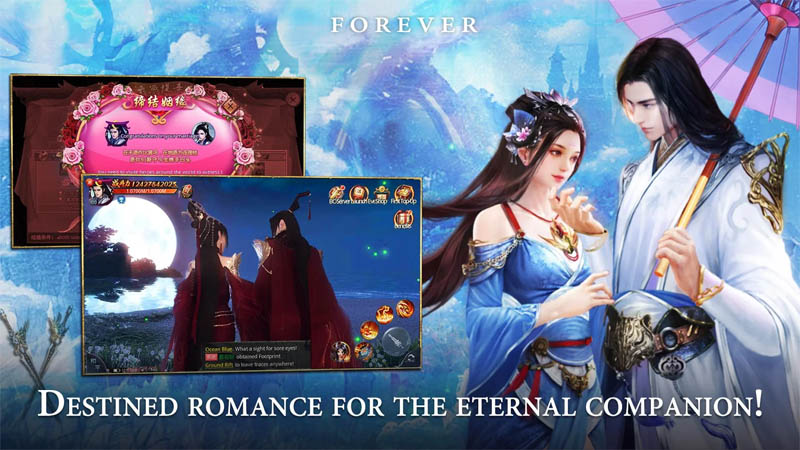 Immortal Destiny - Destined Romance For The Eternal Companion