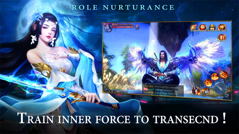Immortal Destiny - Train Inner Force To Transcend