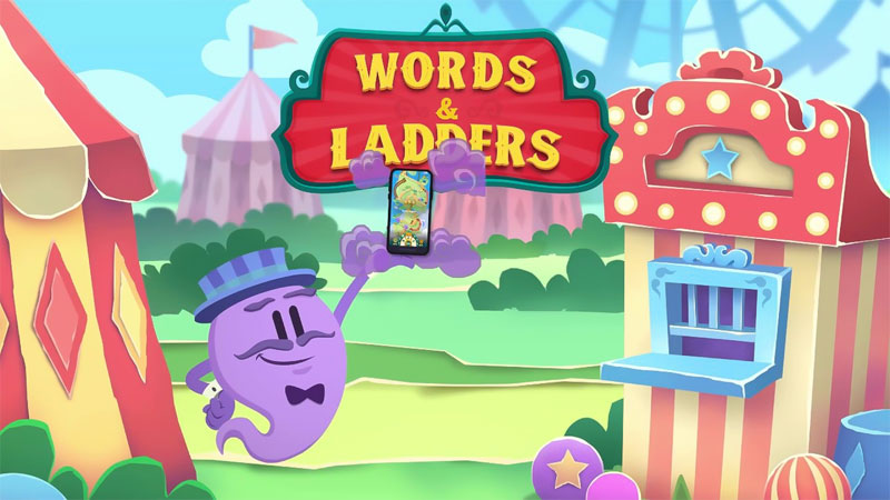 Words and Ladders a Trivia Crack game