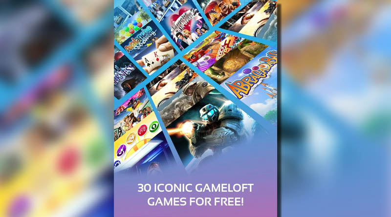 Gameloft Classics 20 Years - 30 Iconic Gameloft Games For Free
