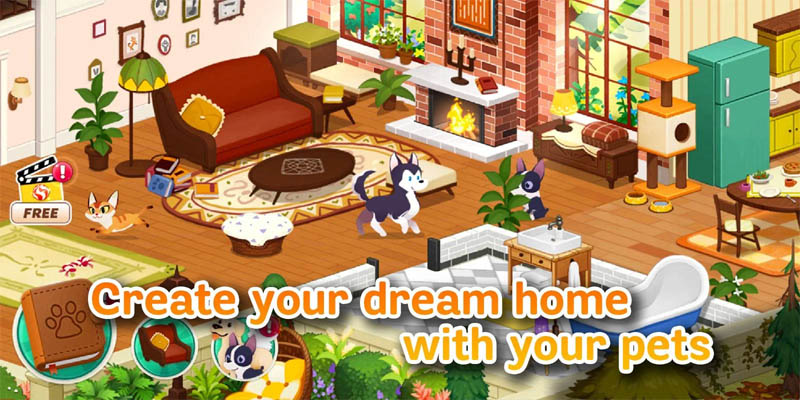 Hellopet House - Create your dream home with your pets