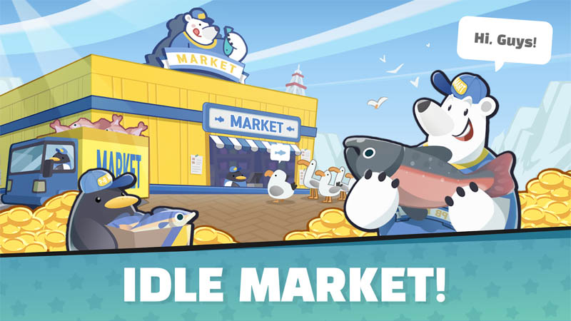 Idle Bear Market