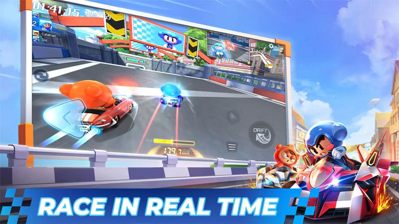 KartRider Rush - Race in Real Time