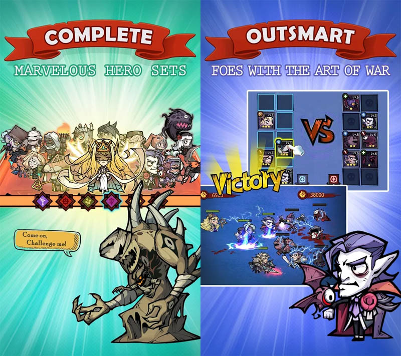 Auto Heroes - Complete Marvelous Hero Sets Outsmart Foes With The Art of War