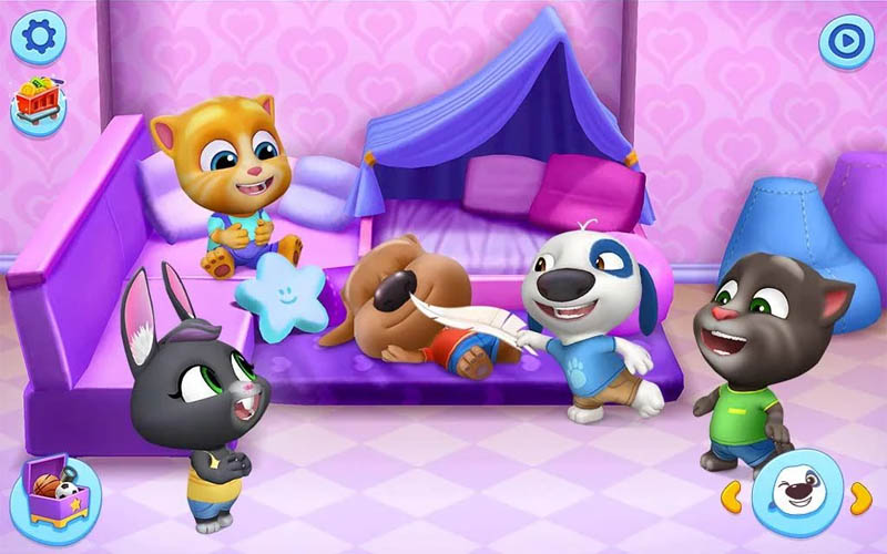 My Talking Tom Friends - Jahil