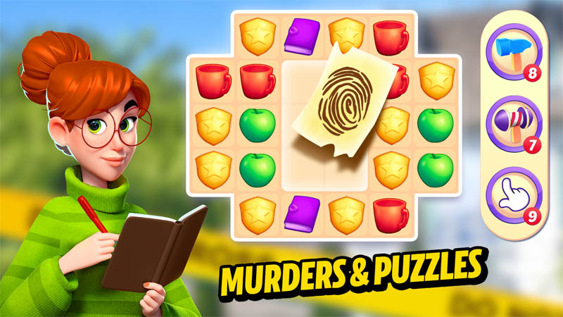 Small Town Murders - Murders and Puzzles