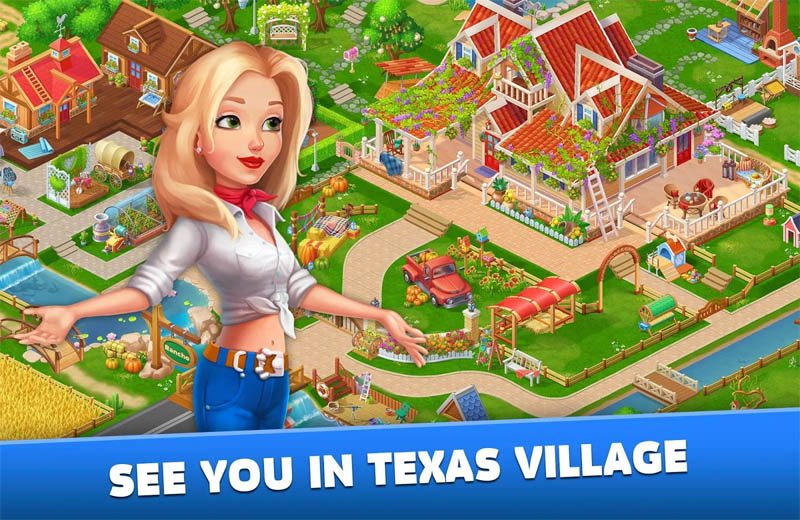 Solitaire Texas Village - Sampai jumpa di Texas Village