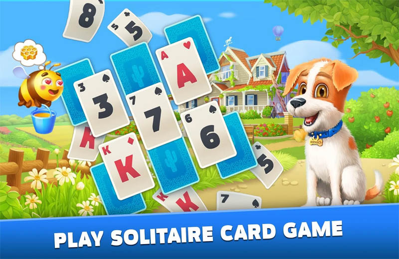 Texas Village Solitaire