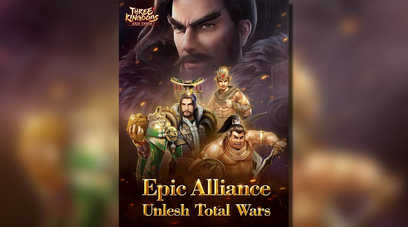 Three Kingdoms King Chaos - Epic Alliance Melepaskan Total Wars