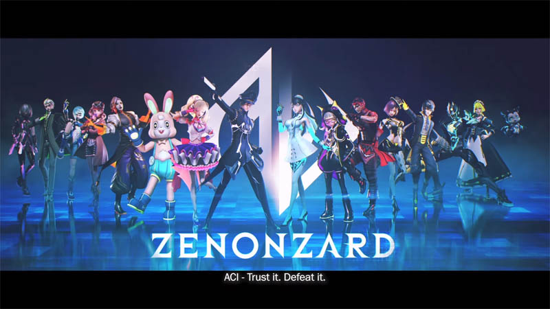 ZENONZZENONZARD Artificial Card IntelligenceARD Artificial Card Intelligence