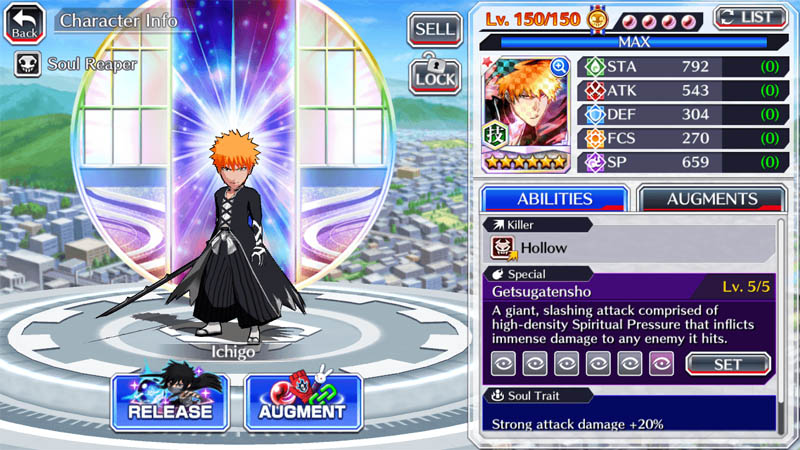 BLEACH Brave Souls - Screenshot 3
